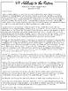 September 11 Close Read and Rhetorical Analysis Free Activity