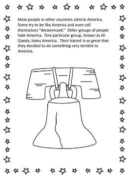 September 11 Coloring Book