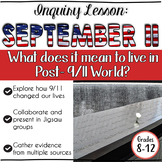 September 11 Lesson: What Does it Mean to Live in a 'Post 9-11 World'?