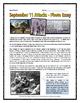 September 11 - Photo Essay (Handout, Place-mat Activity, R