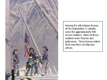 September 11 PowerPoint Book