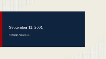 September 11 Reflection