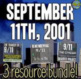 September 11 Terrorist Attacks Bundle: 3 Resources for the