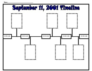 September 11 Timeline and Questions