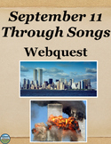 September 11 in Music Webquest