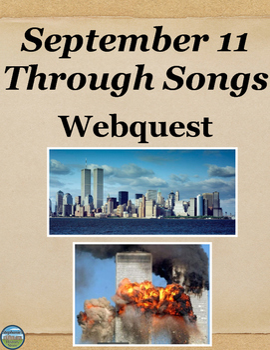 September 11 in Music Webquest