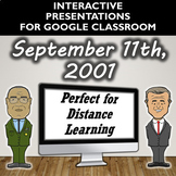 September 11th (9-11) Activity for Google Slides- Distance