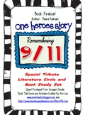 September 11th (9-11) Fireboat Book Study and Literature Circle Activities
