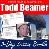 September 11th (9/11) Hero Lesson Todd Beamer