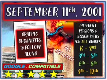 World history teaching resources lesson plans teachers pay teachers 911 september 11th engaging 35 slide ppt stats fandeluxe Choice Image