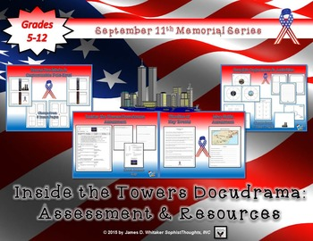 September 11th 9/11 Inside the Towers Documentary Assessments and Resources