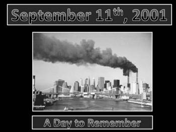 September 11th - A Day to Remember Power Point Lesson