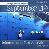 September 11th Activity: Inspiring Students through Inform