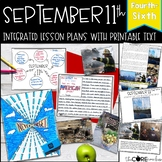 September 11th: Integrated ELA, SS, and Art Lessons with Printable Texts (4-6)