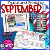 September 11th Digital Activities   Patriot Day   9/11 Activities