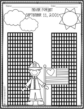 September 11th Free Printable