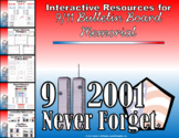 September 11th Interactive Resources & Bulletin Board Display