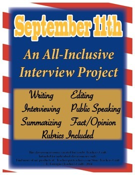 September 11th Interview Project