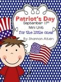 September 11th Mini Unit/Patriot's Day