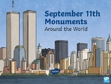 September 11th Monuments PowerPoint