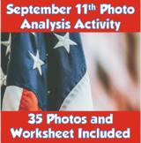September 11th Photo Analysis Activity