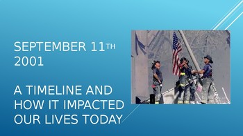 September 11th Powerpoint w/ Videos