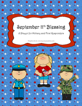 September 11th Prayer Cards