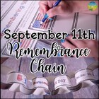 September 11th Remembrance Chain