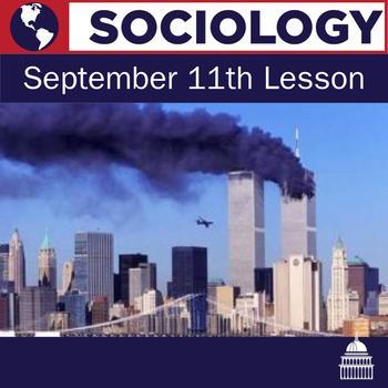 Sociology September 11th Lesson