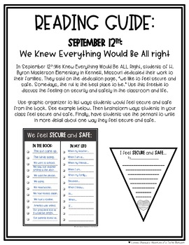 September 12th: We Knew Everything Would Be ALL Right (September 11th)