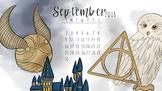 September 2018 Harry Potter Computer Wallpaper Freebie