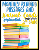 September 2nd Grade Reading Passages