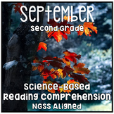 September 2nd Grade Science Reading Comprehension Packet NGSS