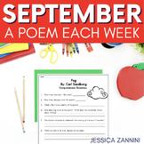 FREE - A Poem Each Week (September Edition)