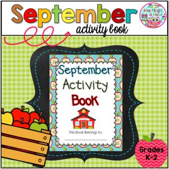 September Activity Book