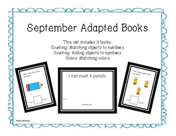 September Adapted Books