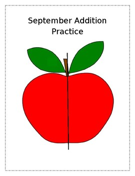 September Addition Practice