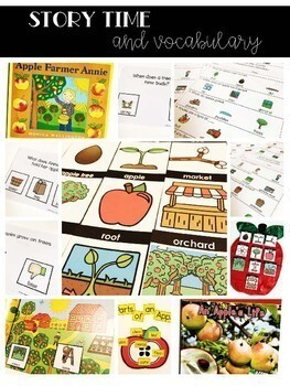 September: All About Apples (Made For Me Literacy)