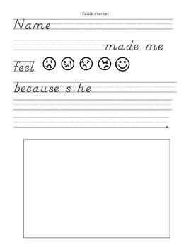 September: Beginning of the Year Teacher Documents, lower elementary