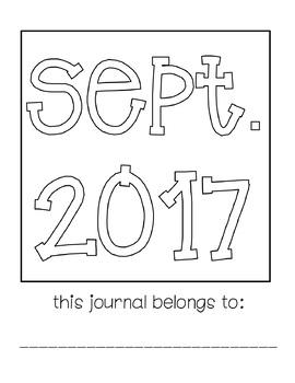 September Bell Ringer Journal