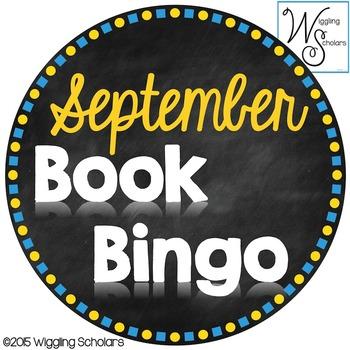September Book Bingo