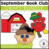 September Book Club {Little Scarecrow Boy, Old MacDonald, & Leaf Hunt}