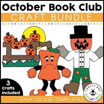 October Book Club {Five Little Pumpkins, Pumpkin Man, & Ugly Pumpkin}