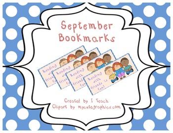 September Bookmarks