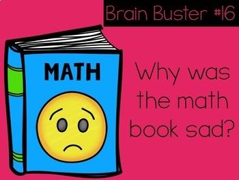 September Brain Busters