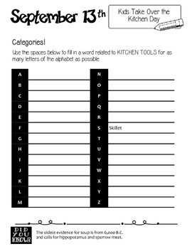 September Brain Teasers and Critical Thinking Challenges- Enrichment Folder