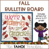 September Bulletin Board | Falling for School