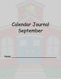 September Calendar Journals