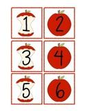 September Calendar Numbers