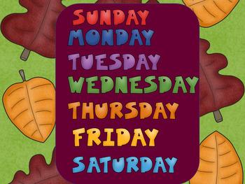 September Calendar-Powerpoint